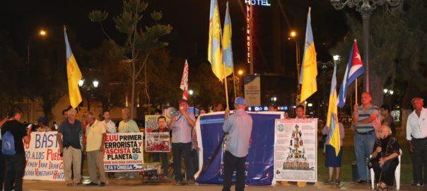 Movimientos sociales del Perú se unen a la Jornada Mundial de Solidaridad con Venezuela